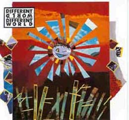 Different World CD Cover